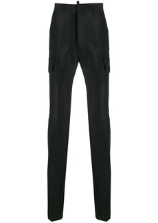Dsquared2 cargo suit trousers