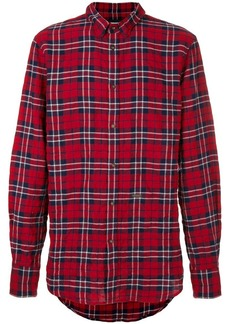 Dsquared2 casual checked shirt