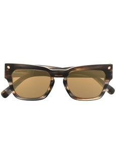 Dsquared2 Cat tortoiseshell-effect sunglasses