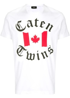 Dsquared2 'Caten Twins' T-shirt