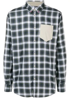 Dsquared2 checked button down shirt