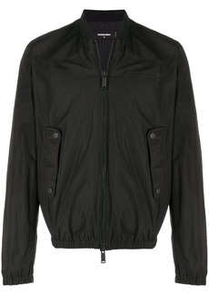 Dsquared2 chest logo lightweight jacket