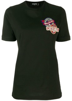 Dsquared2 chest patch T-shirt