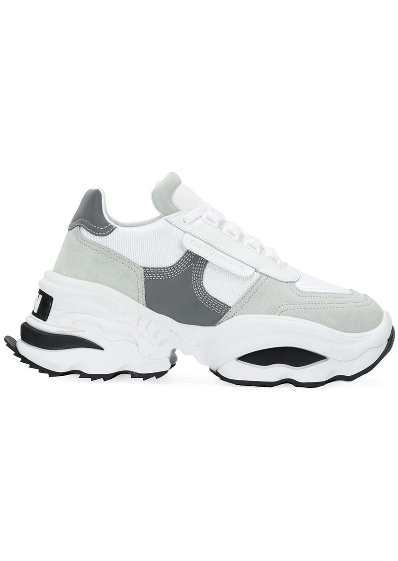 Dsquared2 chunky sole sneakers