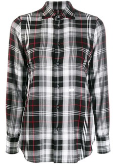 Dsquared2 classic check shirt