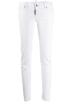 Dsquared2 classic cropped skinny jeans