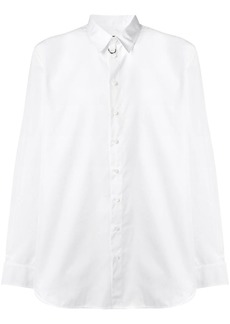 Dsquared2 classic curved hem shirt
