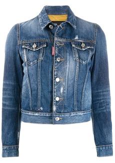Dsquared2 classic denim jacket