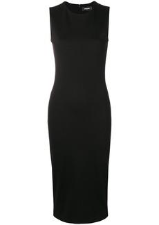 Dsquared2 classic slim-fit midi dress