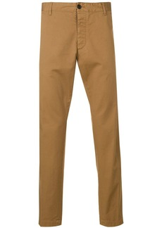 Dsquared2 classic straight trousers