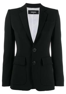 Dsquared2 classic tailored blazer