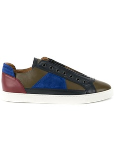Dsquared2 colour-block sneakers