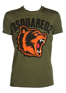 Dsquared2 Cool Fit Soft Graphic T-shirt
