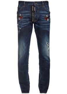 Dsquared2 Cool Guy Cotton Denim Jeans