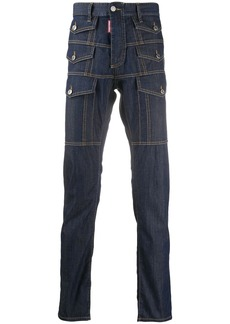 Dsquared2 Cool Guy pocket jeans