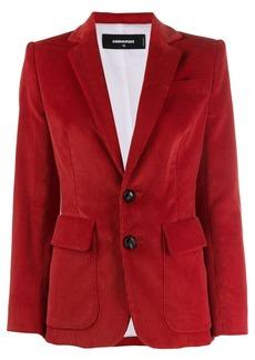 Dsquared2 corduroy blazer jacket
