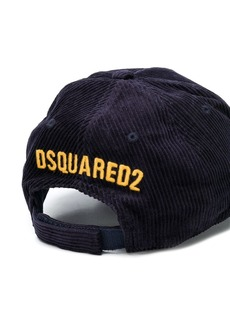 Dsquared2 corduroy cap