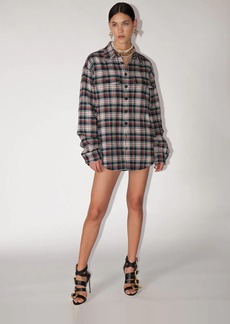 Dsquared2 Lvr Exclusive Cotton Check Shirt