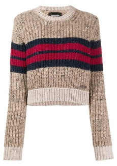Dsquared2 cropped jumper