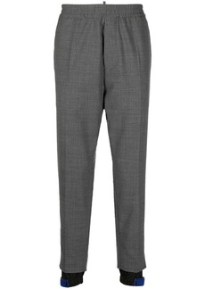 Dsquared2 cropped wool trousers