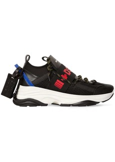 Dsquared2 D Bumpee 1 Low Top Tech Sneakers