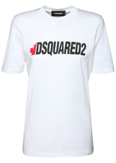 Dsquared2 D2 Renny Cotton Jersey T-shirt