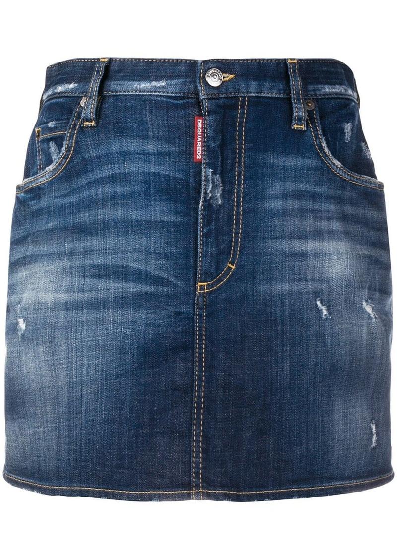Dsquared2 Daima mini skirt