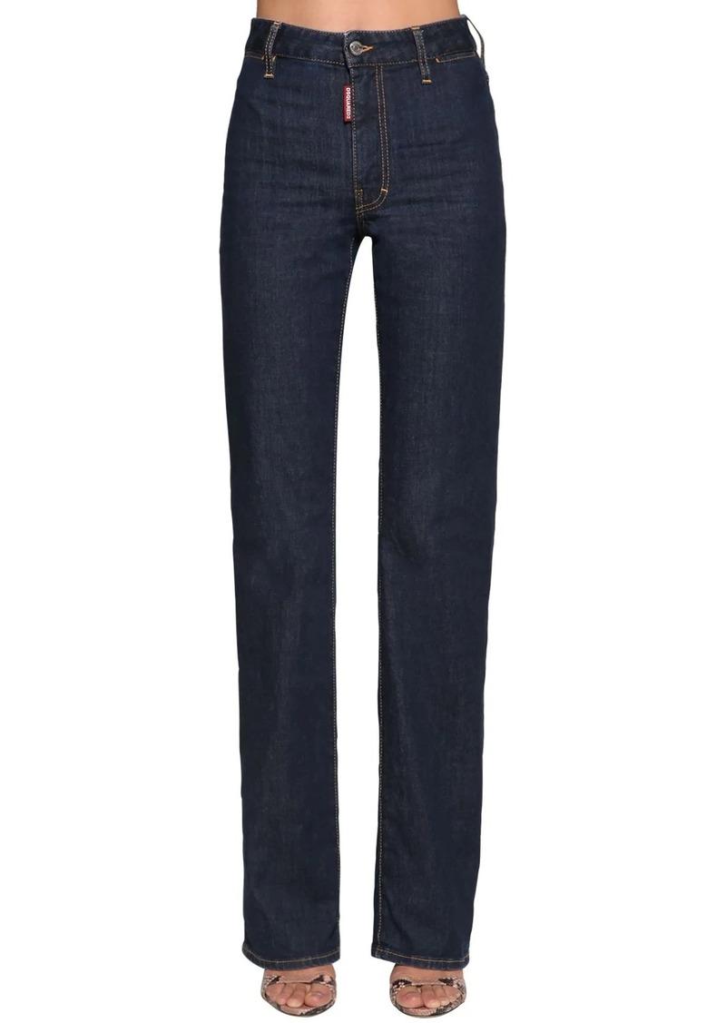Dsquared2 Dalma Angel Flared Denim Jeans