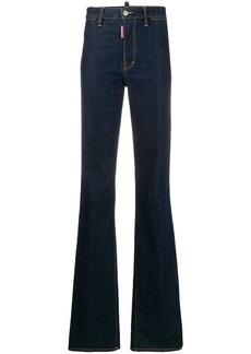 Dsquared2 Dalma Angel straight-leg jeans