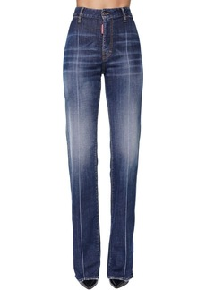 Dsquared2 Dalma Flared Denim Jeans