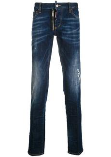 Dsquared2 Dark Tattoo slim jeans