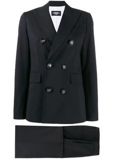 Dsquared2 double breasted trouser suit