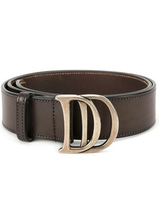 Dsquared2 double D buckle belt