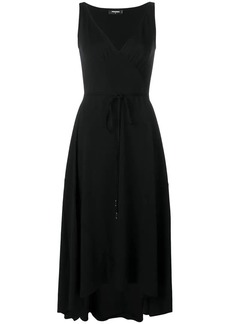 Dsquared2 drawstring waist dress