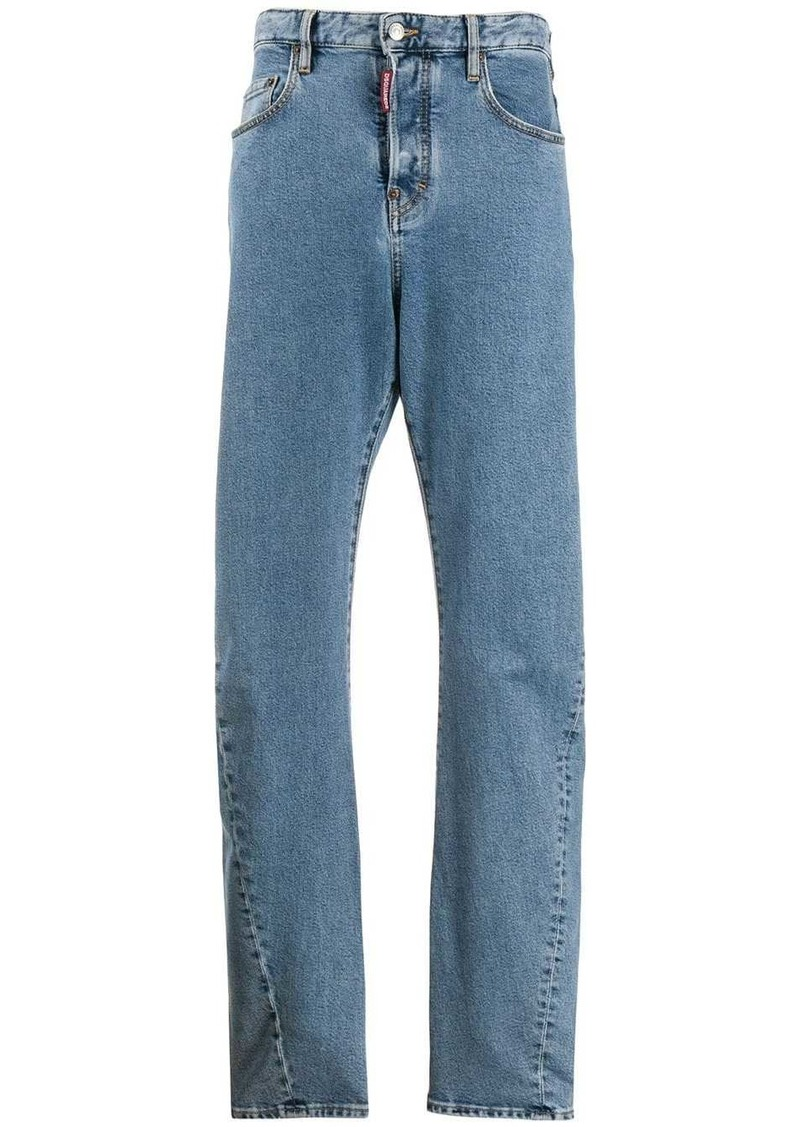 Dsquared2 drop-crotch jeans
