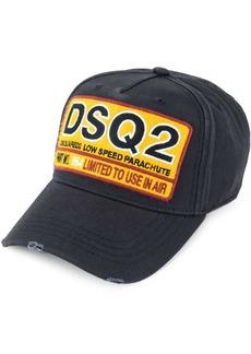 Dsquared2 DSQ2 logo patch baseball cap