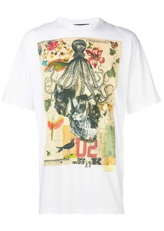 Dsquared2 DSQ2 print T-shirt