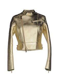 DSQUARED2 - Leather jacket