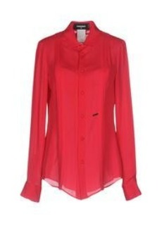 DSQUARED2 - Silk shirts & blouses