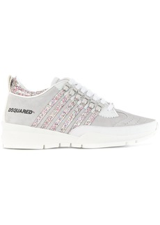 Dsquared2 251 glitter sneakers - Grey