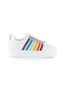 Dsquared2 251 White Multicolor Sneaker