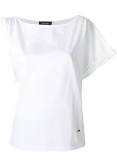 Dsquared2 asymmetric sleeve T-shirt
