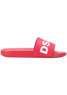 Dsquared2 branded slides
