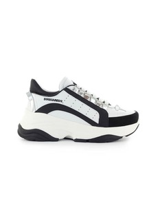 Dsquared2 Bumpy 551 White Black Sneaker