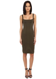 DSQUARED2 Compact Cotton Jersey Dress