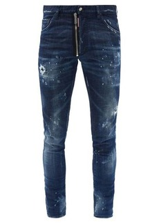 Dsquared2 Cool Guy distressed slim-leg jeans