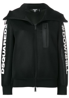 Dsquared2 D2 Ski Downhill jacket - Black