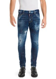 Dsquared2 Dan Distressed Jeans