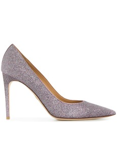 Dsquared2 glittered pumps - Pink & Purple