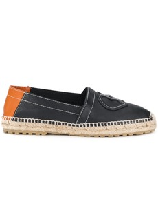 Dsquared2 interlocking D espadrilles - Black